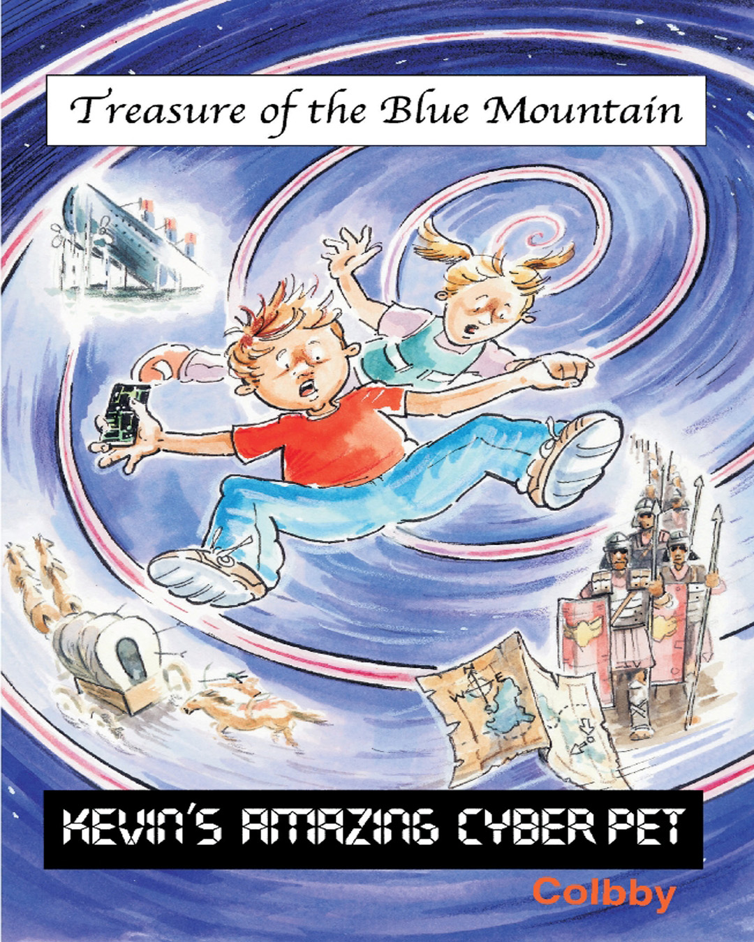 Treasure of the Blue Mountain