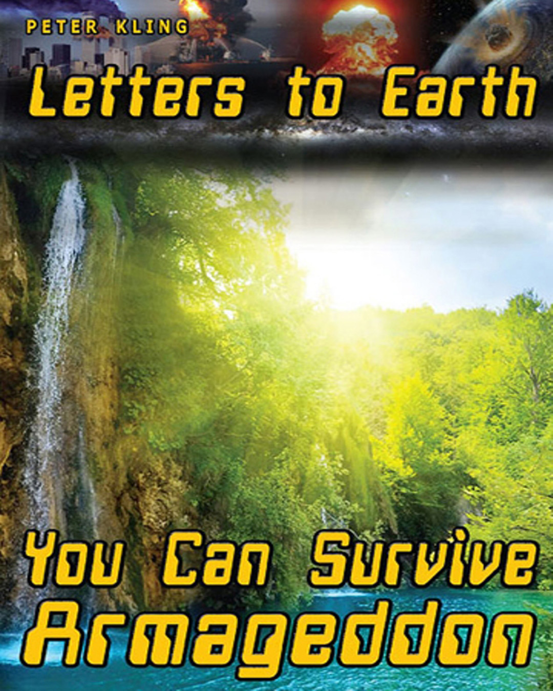 Letters to Earth new cover