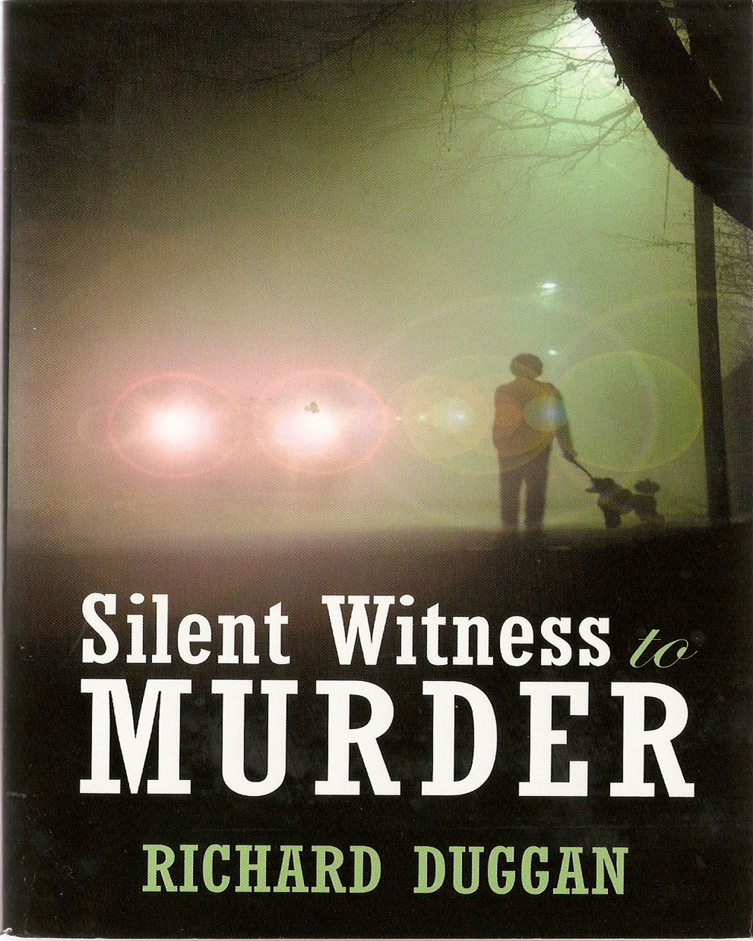 978-1-60976-130-1-Silent_Witness_to_Murder_-_Front_Cover